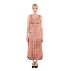 Body 1763255 1920 Sleeveless Maxi Dress