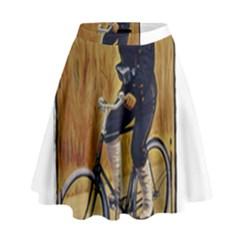 Policeman 1763380 1280 High Waist Skirt