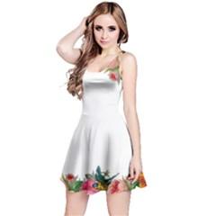 Flower 1770191 1920 Reversible Sleeveless Dress
