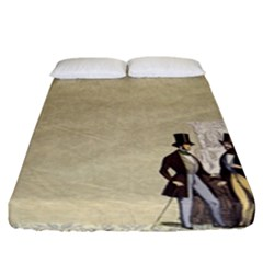 Background 1775359 1920 Fitted Sheet (california King Size)