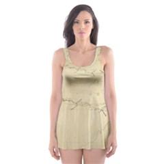 Background 1775383 1920 Skater Dress Swimsuit