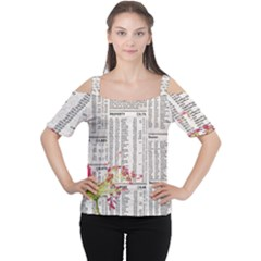 Background 1770129 1920 Cutout Shoulder Tee