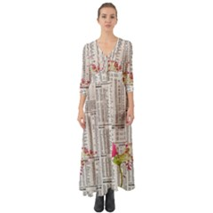 Background 1770129 1920 Button Up Boho Maxi Dress