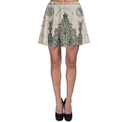 Building News Skater Skirt
