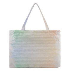 Page Spash Medium Tote Bag
