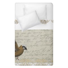 Tag Bird Duvet Cover Double Side (single Size)