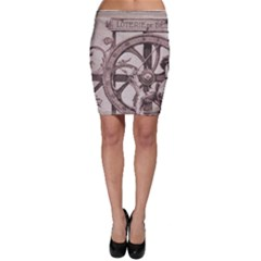 Lottery Bodycon Skirt