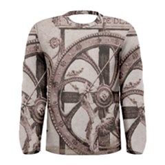Lottery Men s Long Sleeve Tee