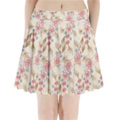 Background 1659247 1920 Pleated Mini Skirt