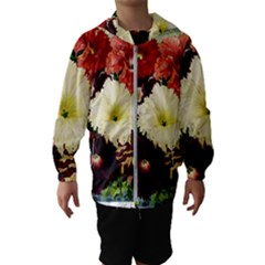 Flowers 1776585 1920 Hooded Wind Breaker (kids)