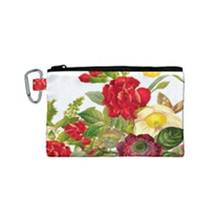 Flower Bouquet 1131891 1920 Canvas Cosmetic Bag (small)