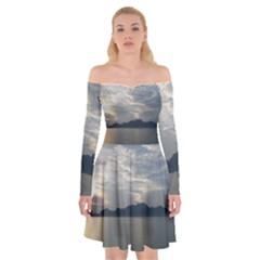 Resized 20180120 161218 Off Shoulder Skater Dress