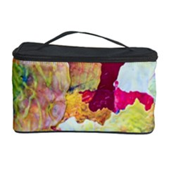 Art Detail Abstract Painting Wax Cosmetic Storage Case