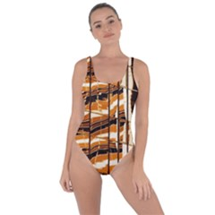 Abstract Architecture Background Bring Sexy Back Swimsuit