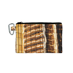 Abstract Architecture Background Canvas Cosmetic Bag (small)