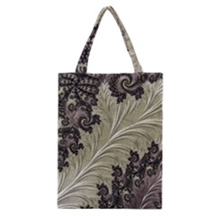 Pattern Decoration Retro Classic Tote Bag