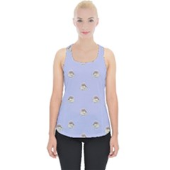 Monster Rats Hand Draw Illustration Pattern Piece Up Tank Top
