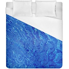 Background Art Abstract Watercolor Duvet Cover (california King Size)