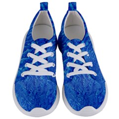 Background Art Abstract Watercolor Women s Lightweight Sports Shoes