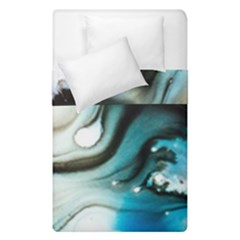 Abstract Painting Background Modern Duvet Cover Double Side (single Size)