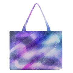 Background Art Abstract Watercolor Medium Tote Bag