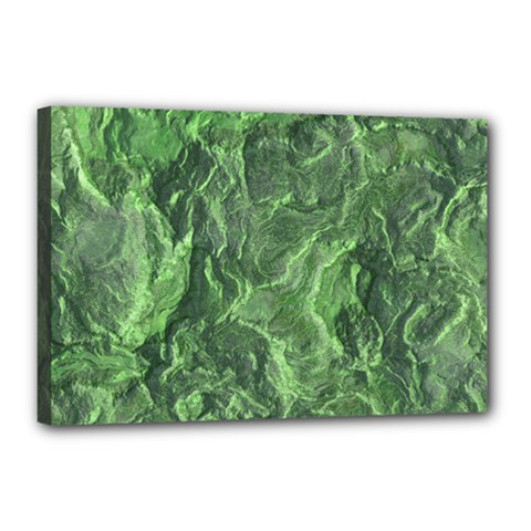 Geological Surface Background Canvas 18  X 12