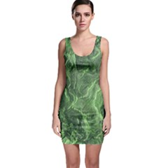 Geological Surface Background Bodycon Dress