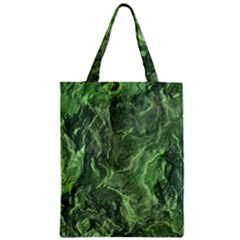 Geological Surface Background Zipper Classic Tote Bag