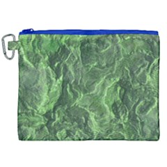 Geological Surface Background Canvas Cosmetic Bag (xxl)