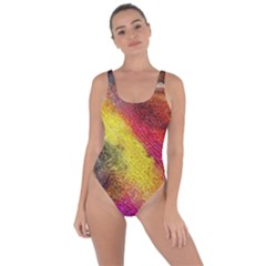 Background Art Abstract Watercolor Bring Sexy Back Swimsuit