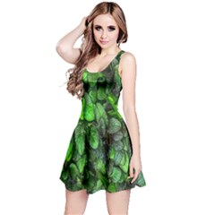 The Leaves Plants Hwalyeob Nature Reversible Sleeveless Dress