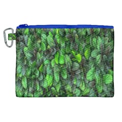 The Leaves Plants Hwalyeob Nature Canvas Cosmetic Bag (xl)