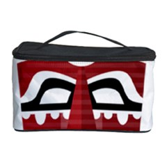Africa Mask Face Hunter Jungle Devil Cosmetic Storage Case