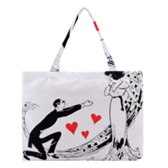 Manloveswoman Medium Tote Bag