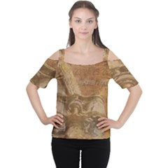 Background 1660940 1920 Cutout Shoulder Tee
