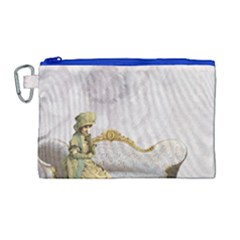 Background 1659612 1920 Canvas Cosmetic Bag (large)
