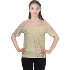 Background 1659638 1920 Cutout Shoulder Tee