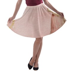 Background 1659765 1920 A Line Skater Skirt