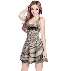 Flowers 1776630 1920 Reversible Sleeveless Dress