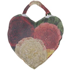 Flowers 1776434 1280 Giant Heart Shaped Tote