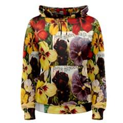 Flowers 1776534 1920 Women s Pullover Hoodie