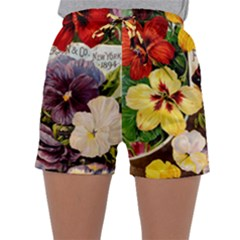 Flowers 1776534 1920 Sleepwear Shorts