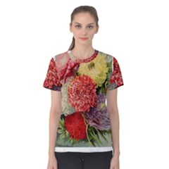 Flowers 1776541 1920 Women s Cotton Tee