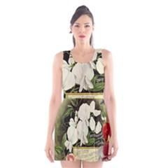 Flowers 1776617 1920 Scoop Neck Skater Dress
