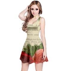 Flowers 1776422 1920 Reversible Sleeveless Dress
