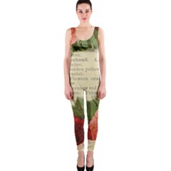 Flowers 1776422 1920 One Piece Catsuit