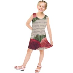 Flowers 1776422 1920 Kids  Tunic Dress