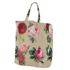 Flower 1770189 1920 Giant Grocery Zipper Tote