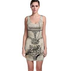 Globe 1618193 1280 Bodycon Dress