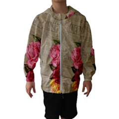 Flower 1646069 1920 Hooded Wind Breaker (kids)